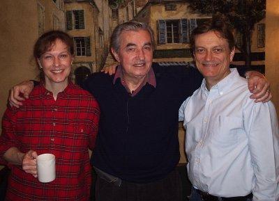 Karyn, Ken, Ralph